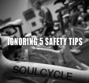 Ignoring 5 Safety Tips