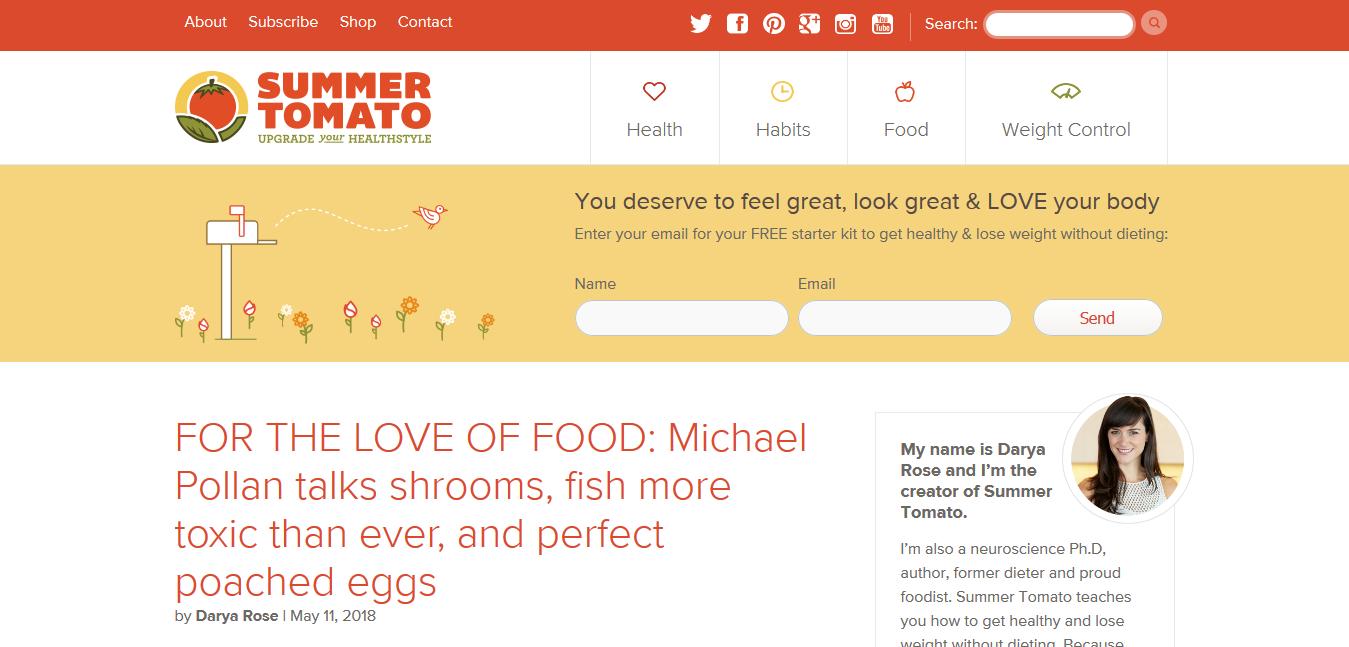 Summer Tomato