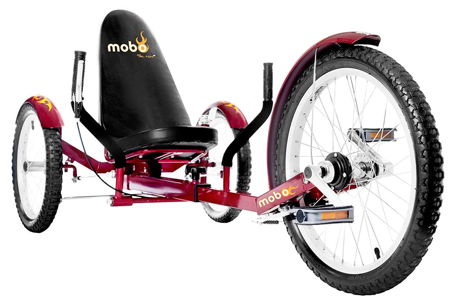 Mobo Triton Pro Adult Tricycle for Men & Women.
