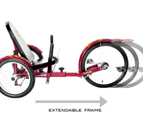 Mobo Triton Pro Adult Tricycle for Men and Women