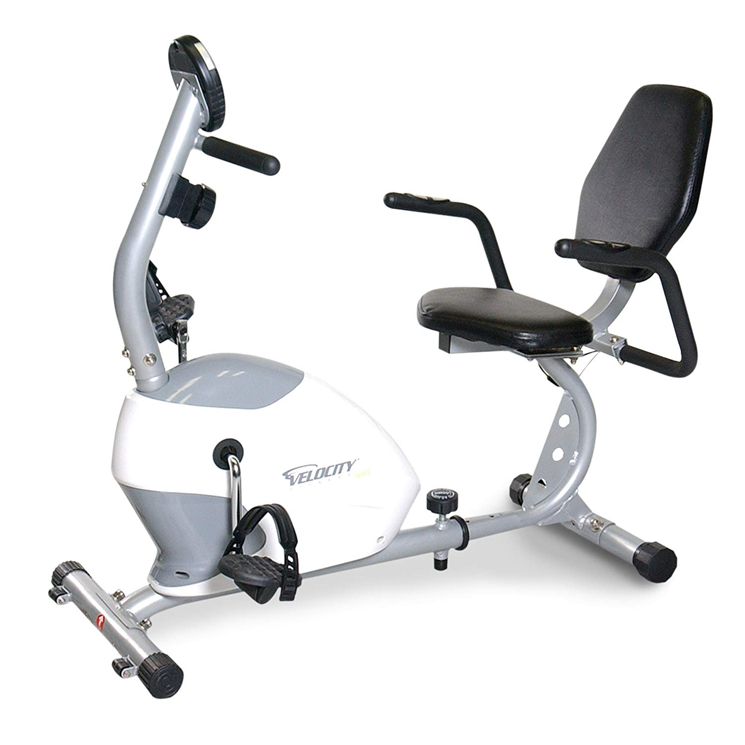 Velocity Exercise Recumbent Bike
