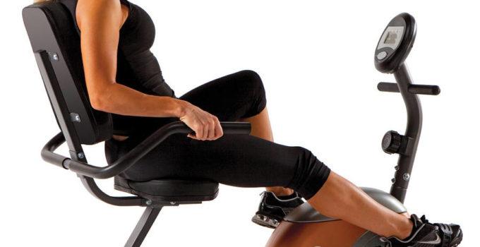 benefits to recumbent bike
