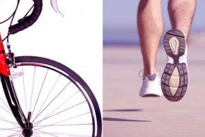 Jogging Vs Bike Exercise