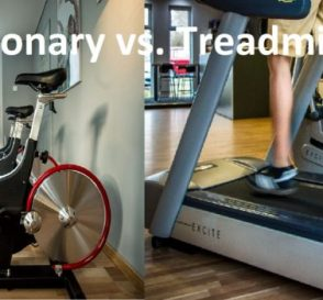 Stationary Bicycle vs. Treadmill