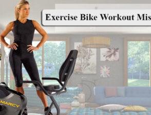 Exercise bike workout mistakes