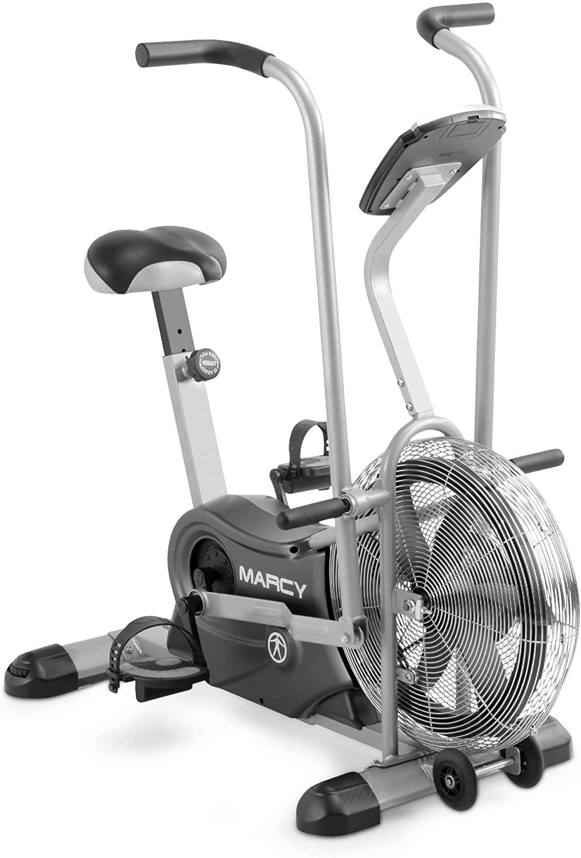 Marcy Exercise Upright Fan Bike