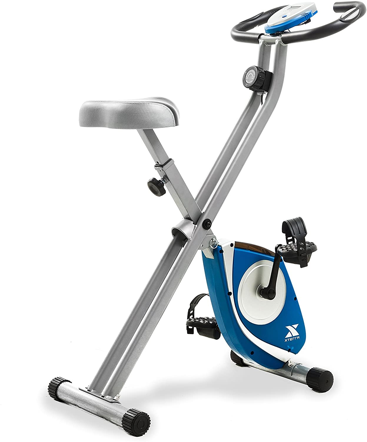 Great Looking  XTERRA Fitness Folding upright Exercise Bike