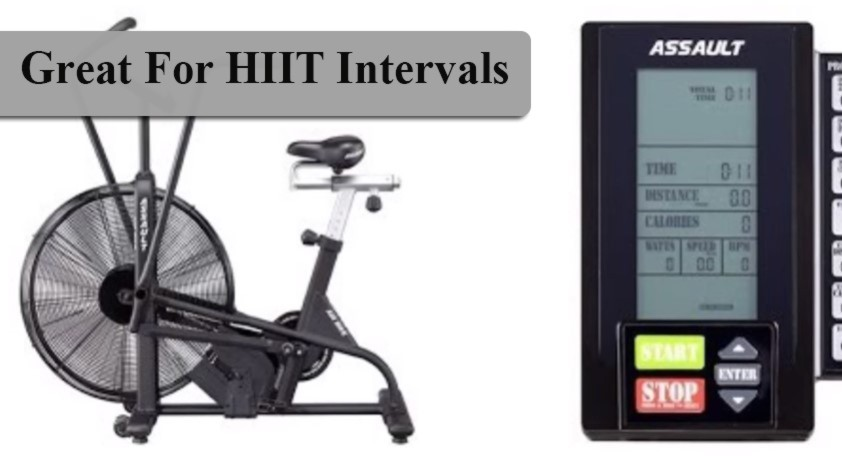 Great For HIIT Intervals