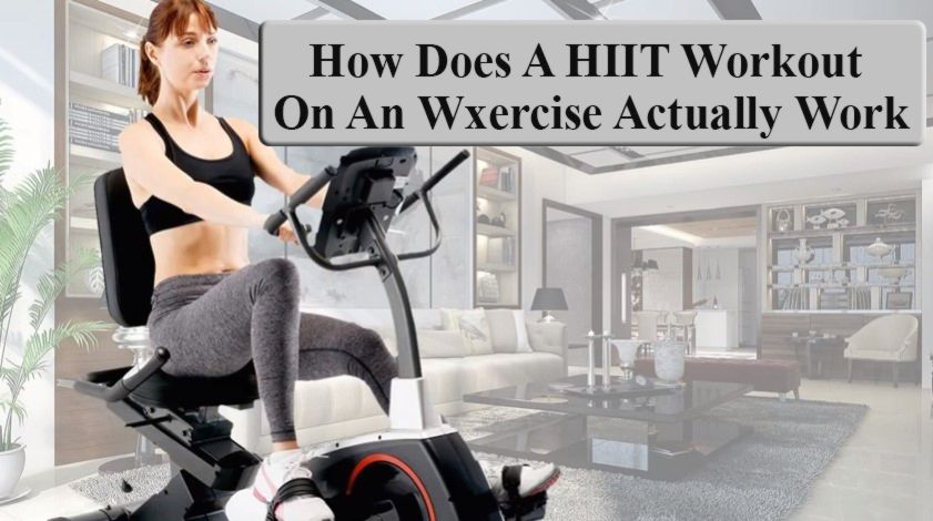 How does a HIIT workout on an exercise actually work