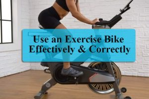 Use an Exercise Bike
