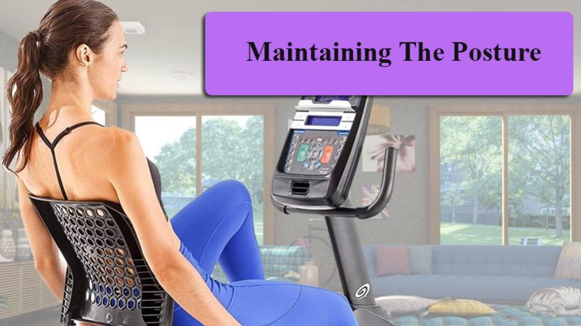 Maintaining the posture
