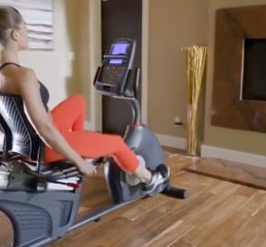 recumbent bike for abs