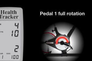 Exercise Bike pedal box