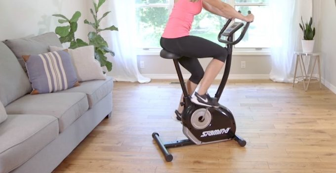 Using Exercise Bike for first time