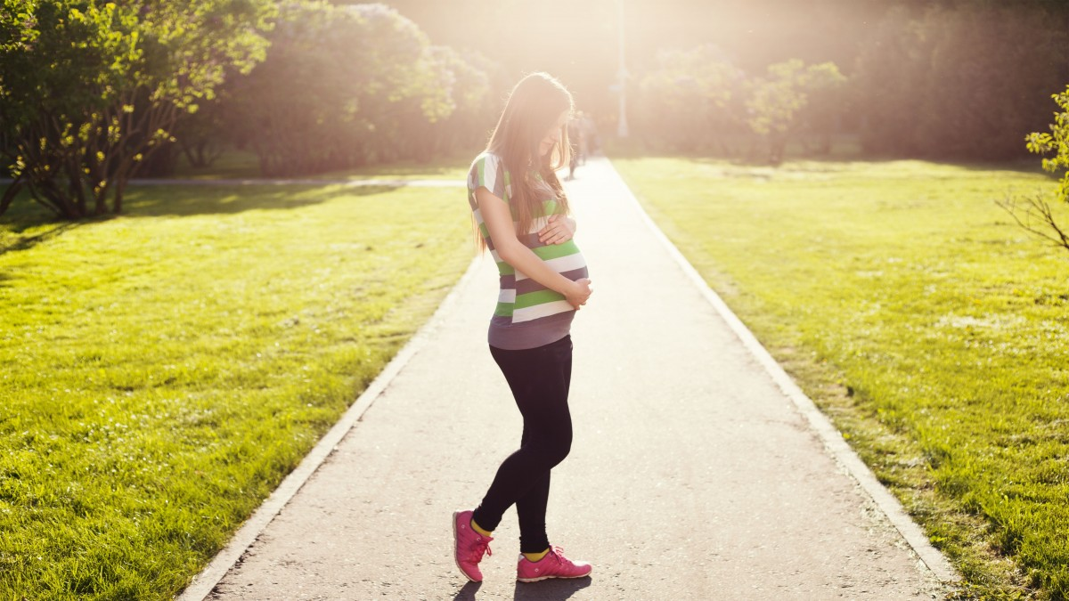 Walking and jogging During Pregnancy