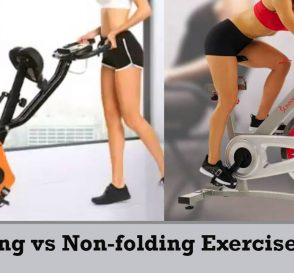 Folding VS Non-Folding Exercise Bikes