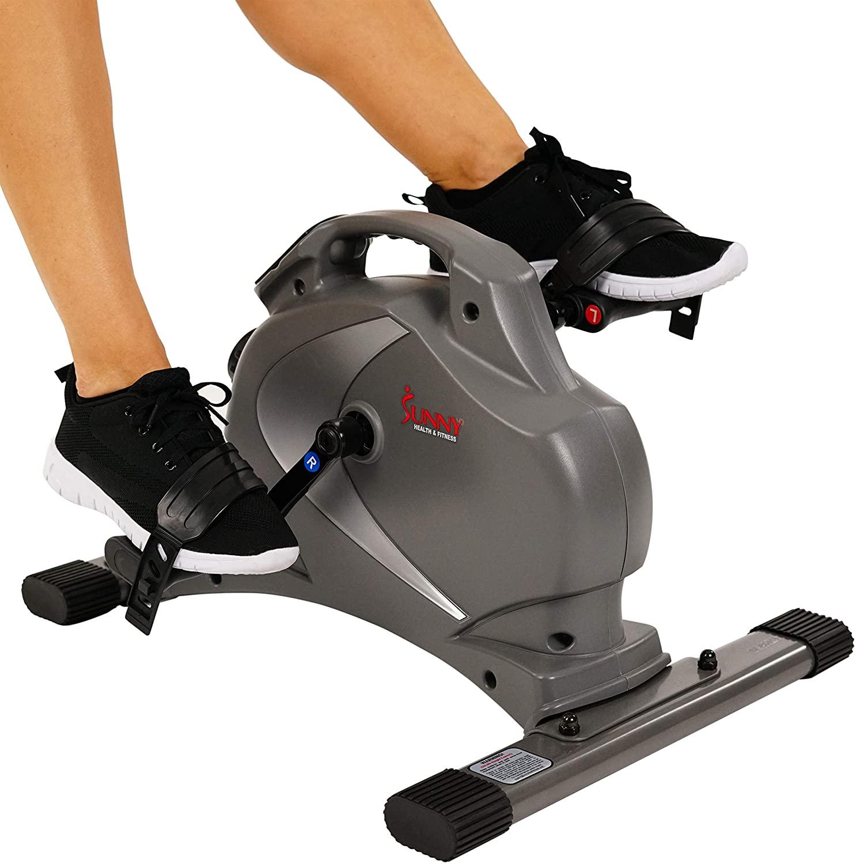 Sunny Health & Fitness Magnetic Mini Exercise Bike