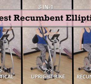 Best recumbent elliptical